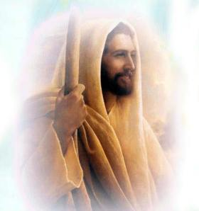 Portrait of Yeshua (Jesus).