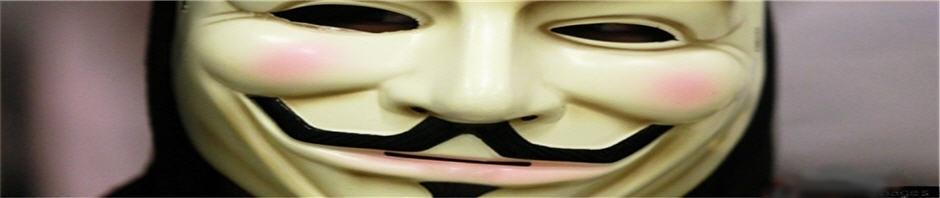 Image of Guy Fawkes Mask - V for Vendetta
