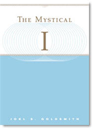 """The Mystical I"" book facsimile."