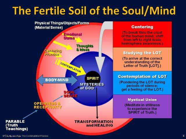 """Diagram for """"Fertile Soil of the Mind"""""""
