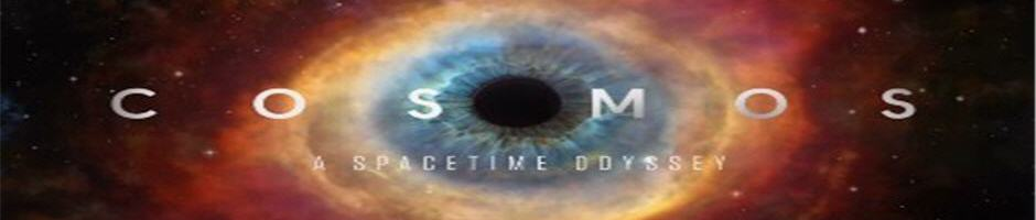 Series logo for Cosmos: A Spacetime Odyssey