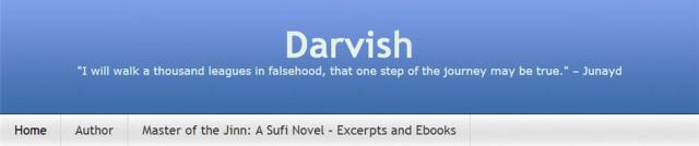 Darvish's WordPress Banner