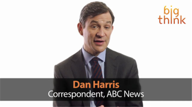 Video clip image of Dan harris.