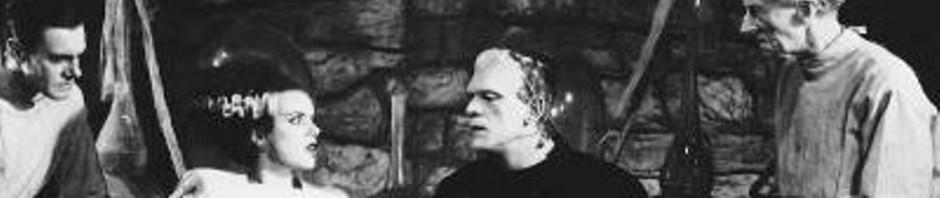 Bride of Frankenstein Banner