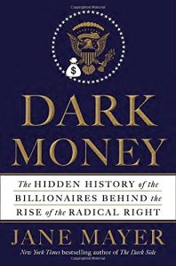 "Facsimile of ""Dark Money"""