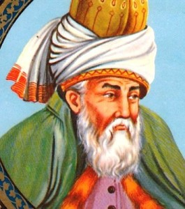 Portrait of Rumi