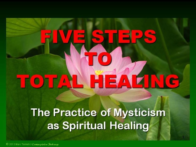 Poster for 5 Steps to Total Healing