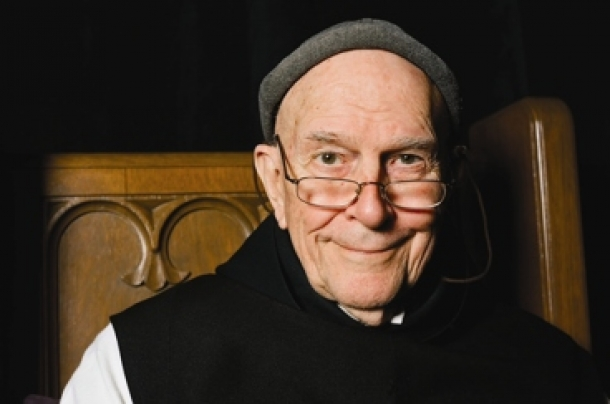 Picture of Fr. Thomas Keating, OCSO
