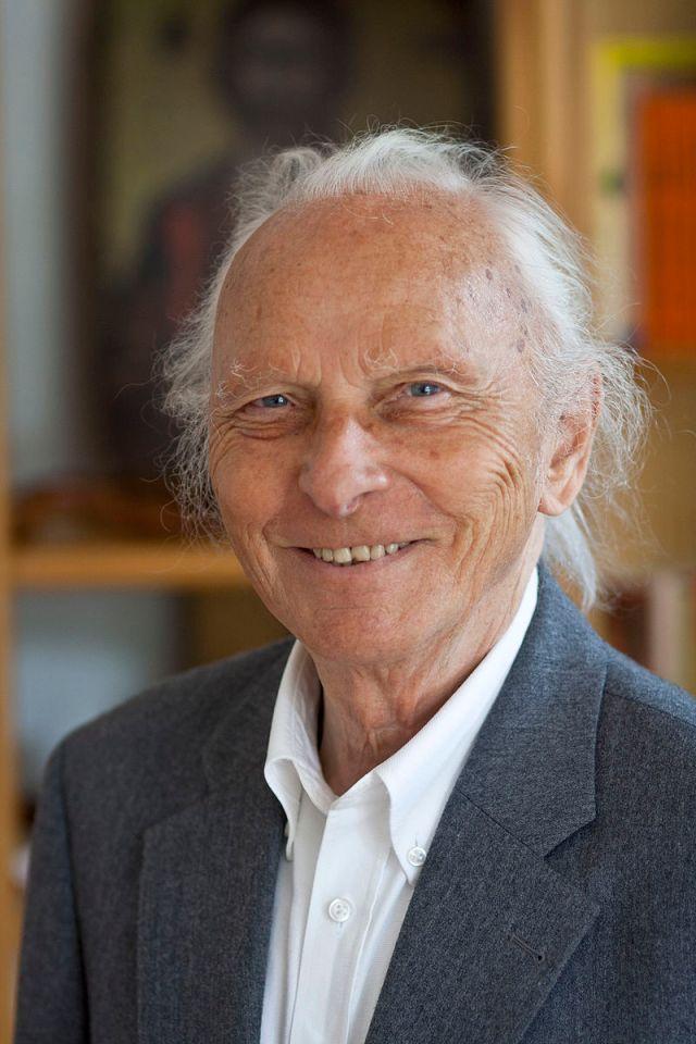 Photograph of Willigis Jäger