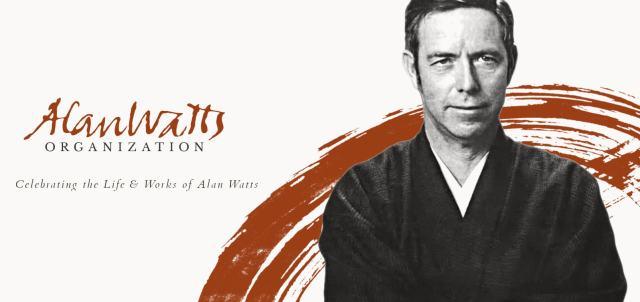 Alan Watts Organization (poster)